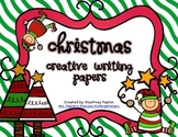 Christmas Creative Writing Papers