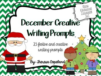 December Creative Writing Prompts
