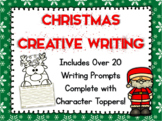 Christmas Creative Writing Prompts and Toppers