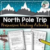Christmas Writing - Trip to the North Pole