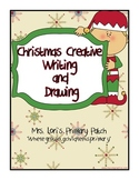 Christmas Creative Writing and Drawing Activities