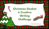 Christmas Creative Writing and Ozobot Coding Challenge