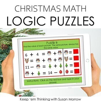 Christmas Critical Thinking Bundle
