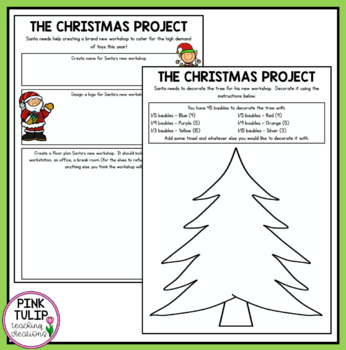 Christmas Cross Curriculum Project - Perfect end of year activity!