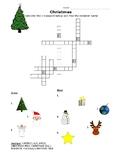Christmas Crosswords for kids