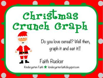 Christmas Crunch Cereal.Christmas Crunch Graph