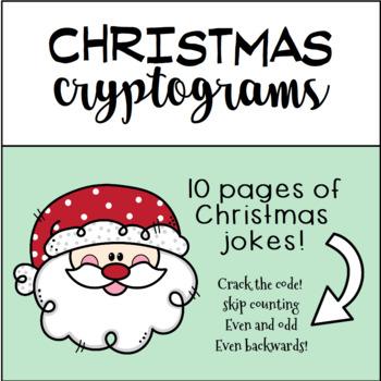 Christmas Cryptograms