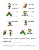 Christmas Cube Roll