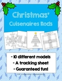 Christmas' Cuisenaires Rods