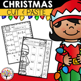 Christmas Cut & Paste Printables