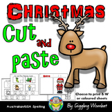 Christmas Cut and Paste