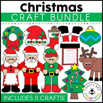 Christmas Crafts Bundle