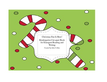Christmas Cut-apart Book