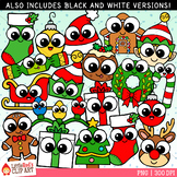 Christmas Cuties Christmas Clip Art