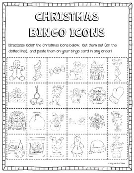 Christmas bingo diy do it yourself by busy me plus three alisha christmas bingo diy do it yourself solutioingenieria Image collections