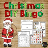 Christmas Bingo DIY {DO IT YOURSELF}