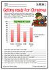 Christmas Data and Graph Worksheets Grade 3