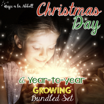 Christmas Day BURSTING Bundle {ULTIMATE Set of ALL YEARS and YEARS to come!}
