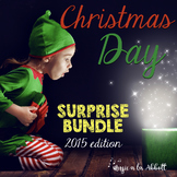 Christmas Day: a BURSTING Set of Musical Games {2015 edition}