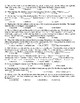 Christmas Day in the Morning by Pearl S. Buck Multiple Choice Quiz and KEY