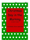 Christmas Day in the Morning questions