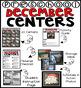 Christmas (December) Math and Literacy Centers for Preschool (Freebie)