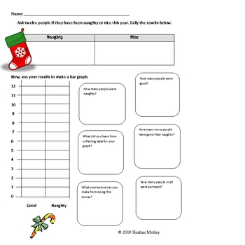 Christmas : December : Winter Fun Educational Packet