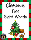 Decorate the Christmas Tree Primer Sight Word Spelling Lit