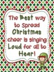 Christmas Decorative Quote Posters Set