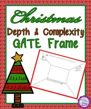 Christmas Depth & Complexity GATE Frame