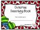 Christmas Describing Worksheets and Christmas Describing Book No Prep!