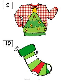 Christmas Descriptive Writing Activities, Graphic Organizers, and Foldables