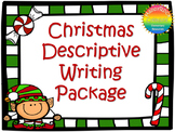 Christmas Descriptive Writing Package