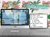 Christmas Desktop Organizer/planner
