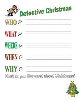 Christmas Detective