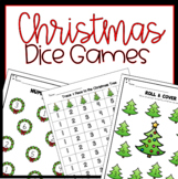 Christmas Dice Game Bundle