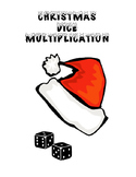 Christmas Dice Multiplication