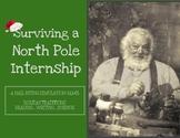 Christmas Dice Simulation Activity-North Pole, Holidays Around the World, Fun