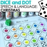 Christmas Speech & Language Activities | Printable and Digital