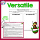 Christmas Activity Subjects and Predicates