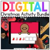 Christmas Digital Activity Bundle [15 digital activities]