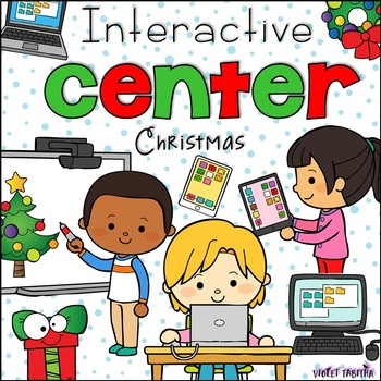 Christmas Digital Beginning Sounds for Google Drive