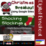 Christmas Digital Breakout: Shocking Stockings