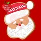 Christmas Digital Clipart, Gingerbread Cookie Clipart, AMB-1539