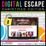 Christmas Digital Escape Room   Explicit and Implicit Clai