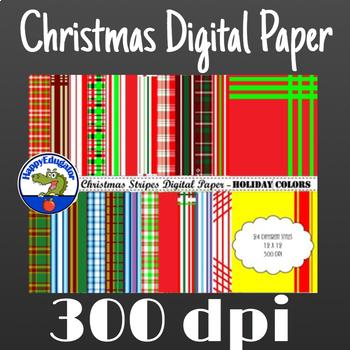 Christmas Digital Paper