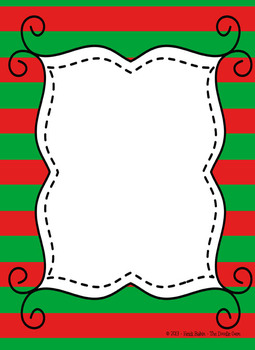 Christmas Digi paper - Ready to Use