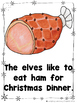 Christmas Dinner at Santa's House  (A Sight Word Reader and Teacher Lap Book)