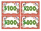 Christmas Division (2 Digit ÷ 1 Digit Numbers) Task Cards
