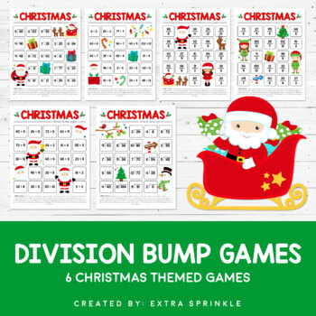 Christmas Division Bump Games